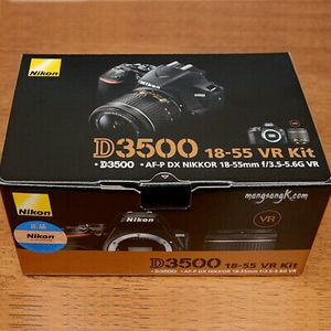 Nikon D3500 Camera Kit for Sale in Tempe, AZ