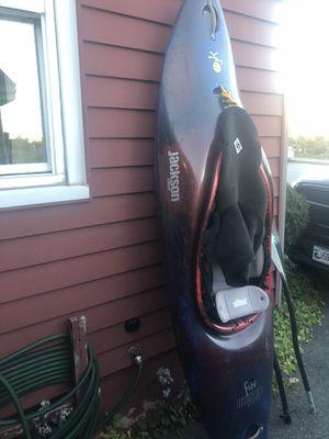Kayak, Jackson Funrunner 60, Used. for Sale in Portland, ME