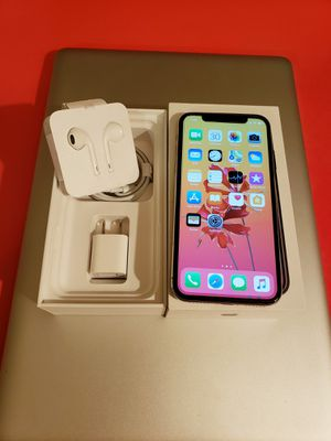 iPhone x for Sale in Lewisville, TX
