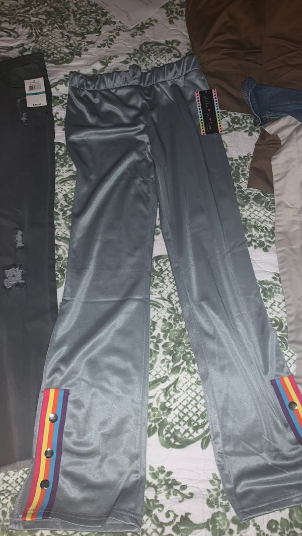 Girls SIZE 16 lucky jeans & a pair of sweats