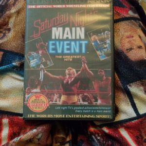Wwf Saturday nights Main Event The Greatest hits Dvd for Sale in Chicago, IL