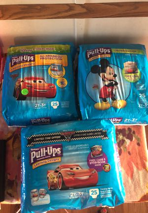 HUGGIES PULL UPS $6 EACH for Sale in Wauchula, FL