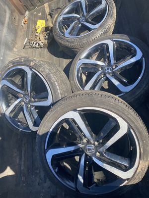 """2018 accord wheels 19"""" for Sale in Aspen Hill, MD"""