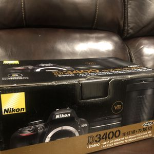 Nikon D3400 for Sale in Pomona, CA