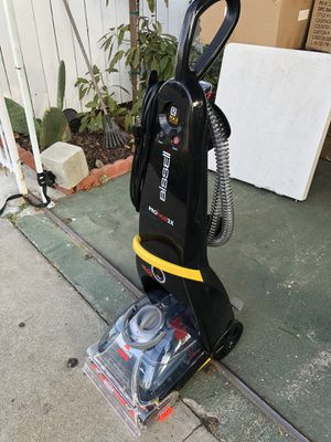 bissell 12v max proheat 2x carpet shampoo cleaner for Sale in Los Angeles, CA