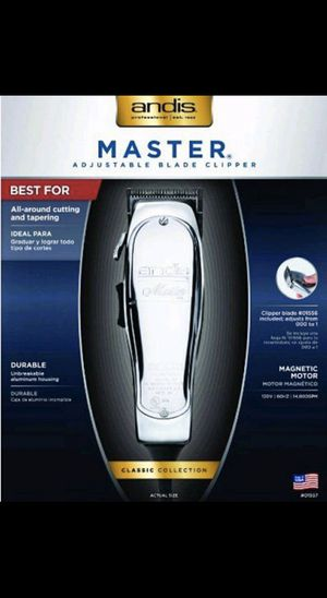Andis master clippers for Sale in Abilene, TX