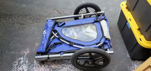 Instep double bike trailer for Sale in Tualatin, OR
