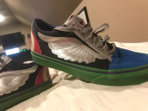 Vans X Avengers shoes SIZE 7 Good condition for Sale in Benton, AR