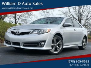 2014 Toyota Camry for Sale in Peachtree Corners, GA
