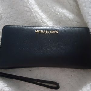 Authentic Leather MK wallet for Sale in Bartow, FL