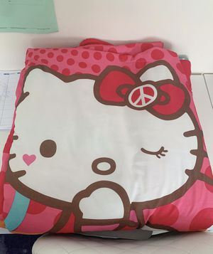 Hello kitty bed set for Sale in Rockville, MD