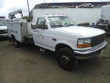 97 Ford F450 service truck for Sale in Fontana, CA