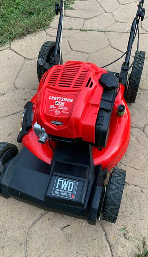Craftsman M230 Self Propelled Lawn Mower for Sale in Falmouth, VA