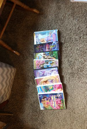 8 Barbie movies for Sale in Buckley, WA