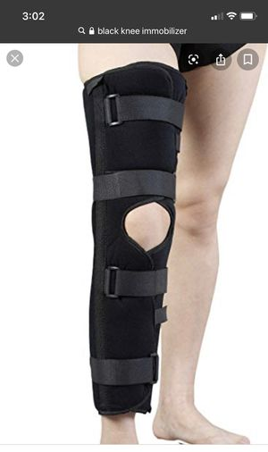 Knee immobilizer for Sale in Temple, TX