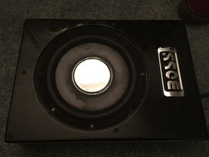 Boss amplifier with sub for Sale in Littleton, CO