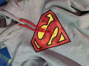 Bape x DC Superman hoodie for Sale in Los Angeles, CA