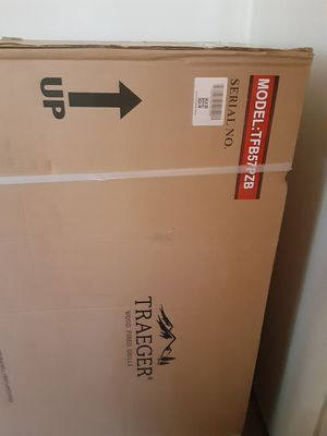 NEW Traeger wood fire grill in box for Sale in Montrose, CA