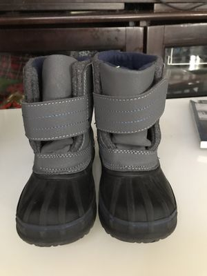 Snow boots Joe Fresh size 10 for kids for Sale in Anaheim, CA