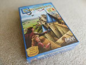 Carcassonne board game for Sale in Belmont, CA