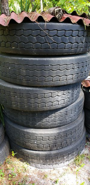 Michelin 22.5 11R Tires for Truck or Trailers for Sale in Jacksonville, FL