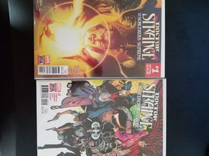 Doctor Strange and The Sorcerers Supreme #1-8 Comics for Sale in Westminster, CO