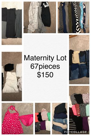 67pc. Maternity Lot for Sale in Graham, WA