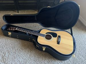 Kiso Suzuki acoustic guitar - 1972 W-200 Martin clone - Made in Japan for Sale in Phoenix, AZ