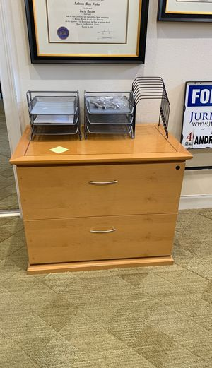 office filing cabinet for Sale in Orlando, FL