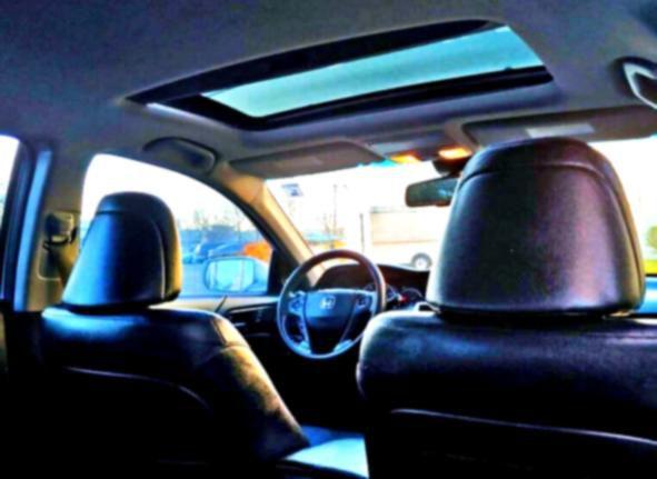 TILT WHEEL 2013_ Honda Accord V6, 3.5