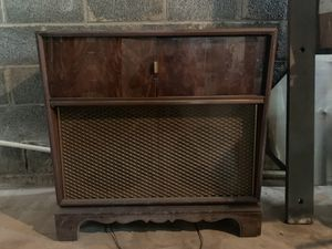 Radio/record player console for Sale in Lynchburg, VA
