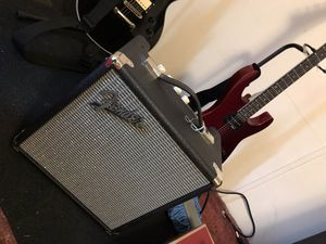 Fender rumble 15 amp for Sale in Kinston, NC
