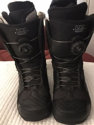 Women's snowboard boots Ride for Sale in Denver, CO