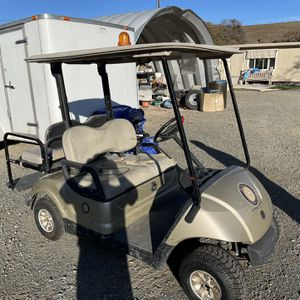 Yamaha Golf Cart for Sale in Mount Hamilton, CA