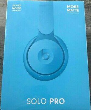 Brand new in box beats by dre solo pro for Sale in Phoenix, AZ