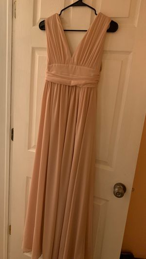 Blush pink dress for Sale in Downers Grove, IL