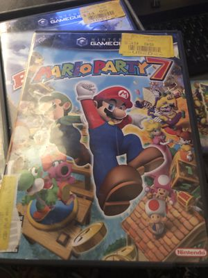 Mario party 7 GameCube for Sale in Henderson, NV