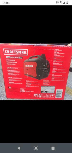 Brand new portable generator for Sale in Wimauma, FL
