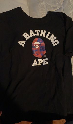 Bape shirt for Sale in Westland, MI