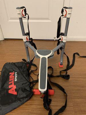 Allen Sport Ultra Compact Folding 2-Bike Trunk Mount Rack for Sale in Coyote, CA