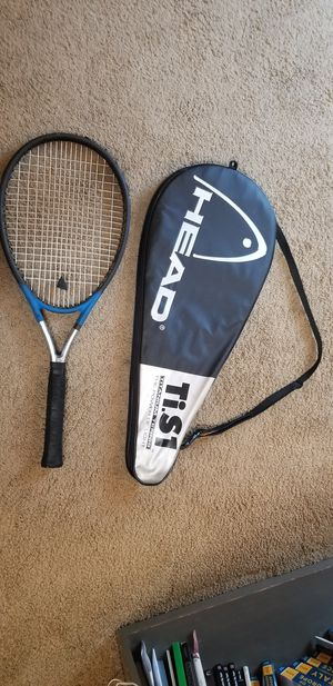 Tennis Racket with case for Sale in Yorba Linda, CA
