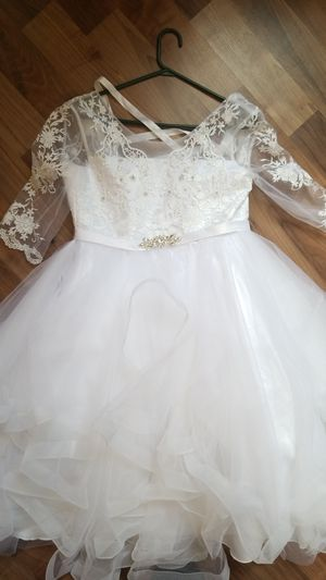 First communion dress/ flowers girl dress for Sale in Chicago, IL
