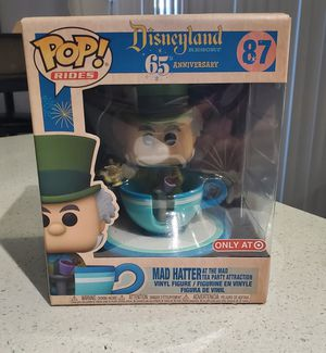 Mad Hatter funky pop for Sale in La Puente, CA