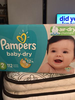 Pampers for Sale in Moreno Valley, CA
