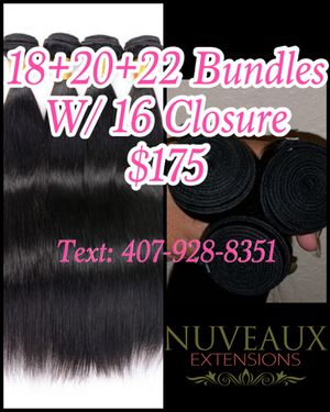 High Quality Human Hair Extensions for Sale in Orlando, FL