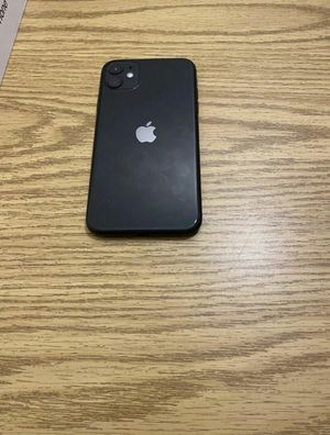iPhone 11 Black 64GB for Sale in St. Louis, MO