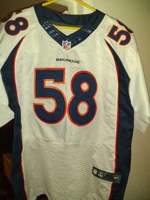 Denver Broncos jersey size 44 for Sale in Phoenix, AZ