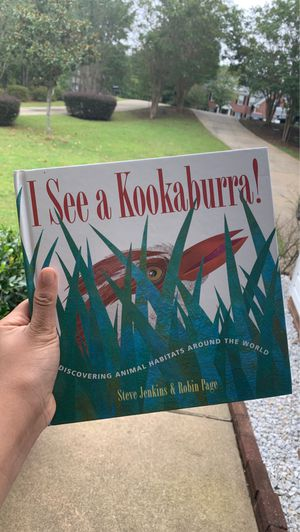 I See a Kookaburra! By: Steve Jenkins and Robin Page for Sale in Columbia, SC