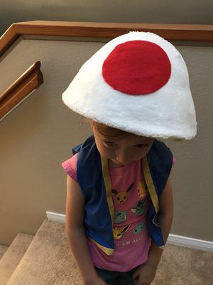 Super Mario Bros Toad Costume for Sale in Mentone, CA