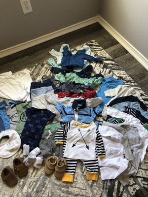 Baby clothes for Sale in Fort Worth, TX